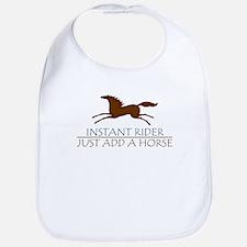 Instant Rider, Just Add A Horse Bib