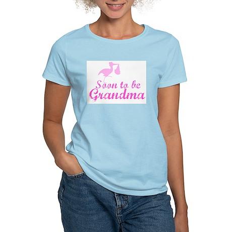 Soon to be Grandma Women's Light T-Shirt