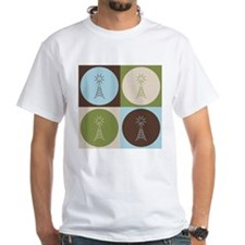 Amateur Radio Pop Art Shirt