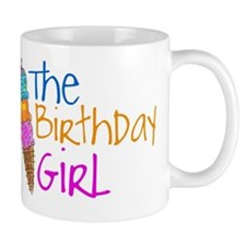 The Birthday Girl Small Mug
