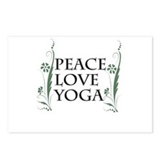 Cute Peace out Postcards (Package of 8)