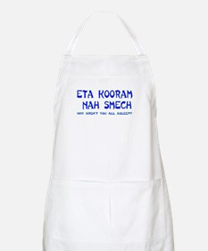 Sleep BBQ Apron