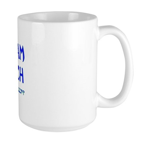 Sleep Large Mug