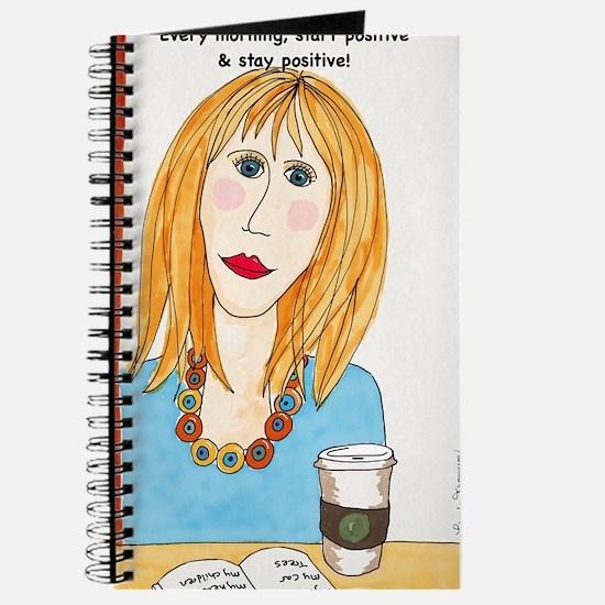 Start Positive, Stay Positive Journal