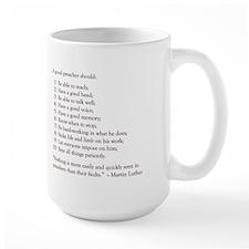 Good Preacher 2 Mug (Large)