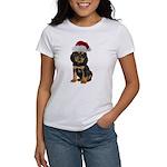 Gordon Setter Christmas Women's T-Shirt