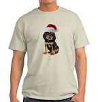 Gordon Setter Christmas Light T-Shirt