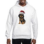Gordon Setter Christmas Hooded Sweatshirt