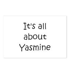 Yasmin Postcards (Package of 8)