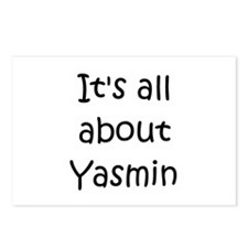 Cool Yasmin Postcards (Package of 8)