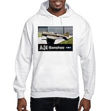 A-24 Banshee Dive Bomber Hoodie