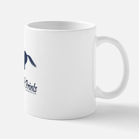 Hoof Prints On Our Hearts Mug