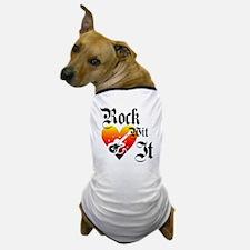 ROCK WIT IT: Dog T-Shirt