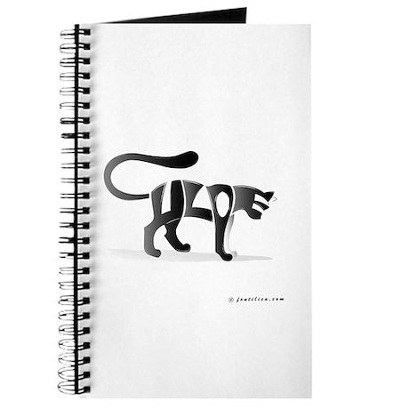 Chloe (Black Cat) Journal