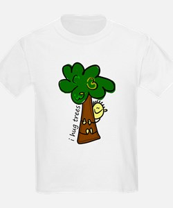 I Hug Trees T-Shirt