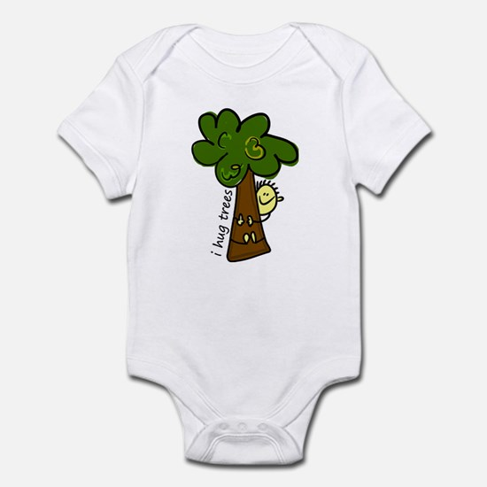 I Hug Trees Infant Bodysuit