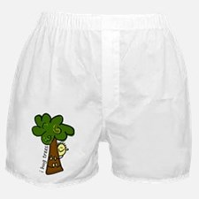I Hug Trees Boxer Shorts