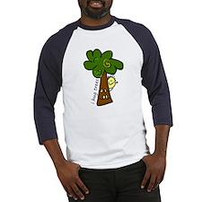 I Hug Trees Baseball Jersey