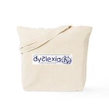 Dyslexia.tv Logo Tote Bag