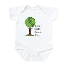 Save Earth Infant Bodysuit