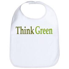 Think Green Bib