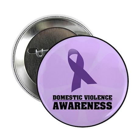 """DV Awareness 2.25"""" Button (10 pack)"""