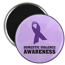 DV Awareness Magnet