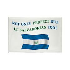 Perfect El Salvadorian 2 Rectangle Magnet