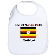 Somebody Loves Me In UGANDA Bib