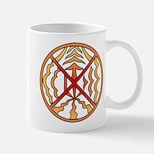 Native Art Mug Cup Tribal Sun Cups Spiritual