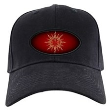 Native Art Baseball Hat Spiritual Life Symbol