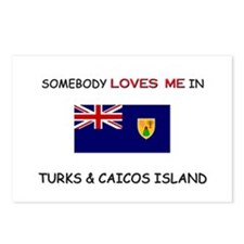 Somebody Loves Me In TURKS & CAICOS ISLAND Postcar