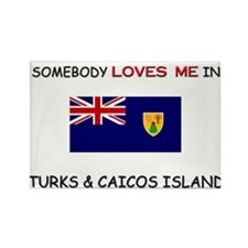 Somebody Loves Me In TURKS & CAICOS ISLAND Rectang