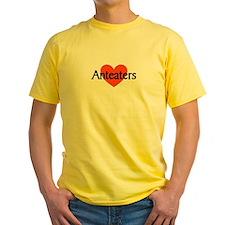 Funny I love armadillos T