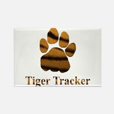 Tiger Tracker Rectangle Magnet (100 pack)