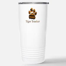 Tiger Tracker Stainless Steel Travel Mug