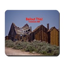 Bailout This! Mousepad
