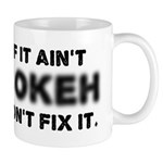 If It Ain't Bokeh, Don't Fix Mug