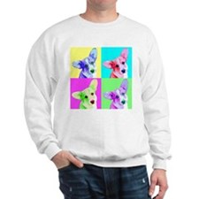 Pop Corgi Sweatshirt