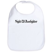Night Elf Axefighter Bib