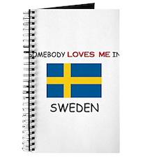 Somebody Loves Me In SWEDEN Journal