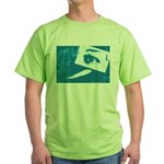 Chain Eye Green T-Shirt