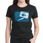 Chain Eye Women's Dark T-Shirt
