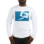 Chain Eye Long Sleeve T-Shirt
