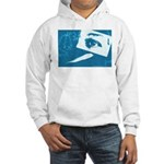 Chain Eye Hooded Sweatshirt