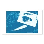 Chain Eye Rectangle Sticker 50 pk)