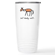 Put Away Wet Travel Coffee Mug