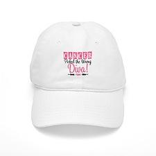 CancerWrongDiva Baseball Cap