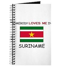 Somebody Loves Me In SURINAME Journal