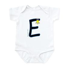E (Boy) Infant Bodysuit